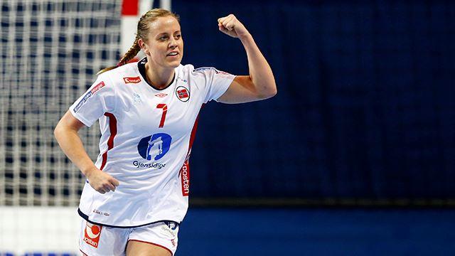Nøstvold Lunde fikk 183 kamper for det norske landslaget.