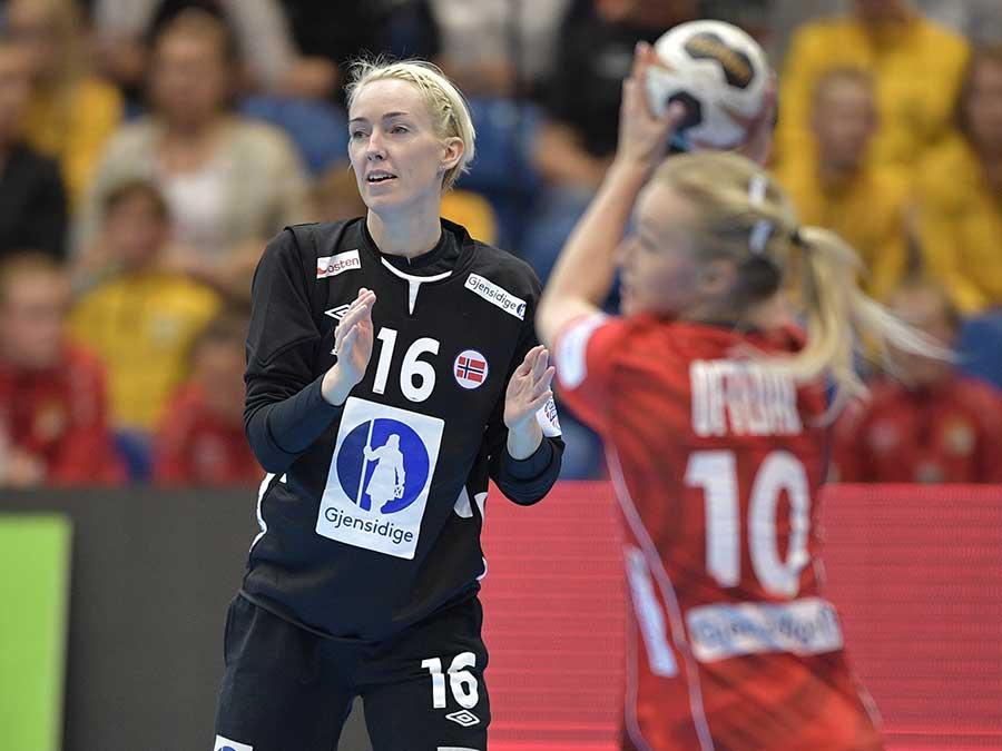 Yngsta landslaget moter norge
